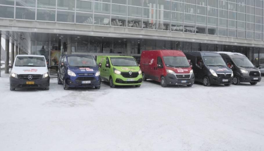Arctic Van Test 2015: Битката на непобедимите